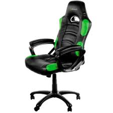 Купить <b>Компьютерное кресло Arozzi Enzo</b> Green ENZO-GN ...