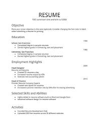 resume templates professional word cv template resume templates resume format in ms word format 413 resume pertaining