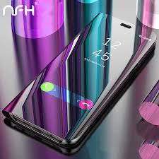 <b>Clear</b> View зеркало флип ПК <b>чехол</b> для телефона для <b>huawei</b> ...