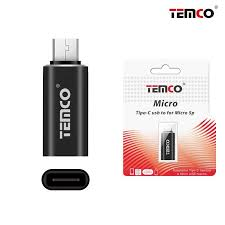 <b>Type C female to Micro</b> USB male adapter(Temco T-M)