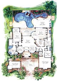 Florida new home builder House Plan   Gallery House Design    Florida new home builder House Plan