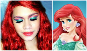 disney princess the little mermaid 39 39 ariel 39 39 makeup tutorial