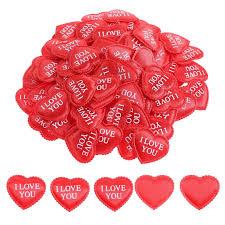 <b>100pcs</b>/Set <b>Sponge</b> Love <b>Heart</b> Shaped Confetti Petal <b>Romantic</b> ...