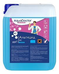 AquaDoctor AQ3210 АЛЬГИЦИД НЕПЕНЯЩИЙСЯ, 10л канистра ...