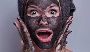 <b>Черная маска от черных</b> точек на лице: как сделать в домашних ...