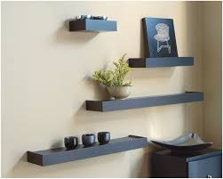 Diy Kitchen Wall Shelves Wall Shelves With Hooks Modern Green Wall White Floating Wall