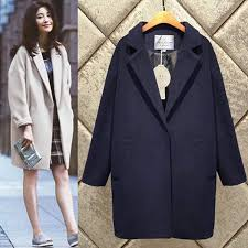 2019 Cocoon Coat Women Coat Overcoat Spring ... - Amazon.com