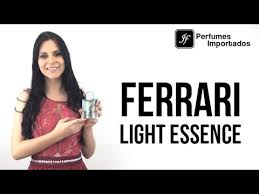 Perfume <b>Ferrari Light Essence</b> Masculino - Eau de Toilette - YouTube