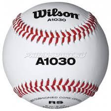 <b>Бейсбольный мяч Wilson</b> CHAMPIONSHIP арт.WTA1030FS ...