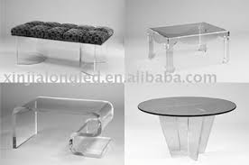 mutil shaped clear acrylic bench acrylic chair perspex furniture acrylic perspex furniture