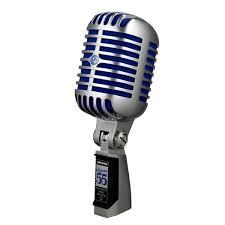 <b>Вокальный микрофон Shure Super</b> 55 Deluxe