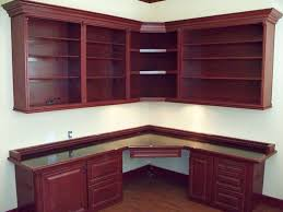 home office desks bookcases and libraries built office desk