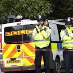 Tube bomb suspect arrested border