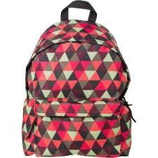 <b>рюкзак 1 school</b> треугольники red black 678901 | novaya-rossia ...