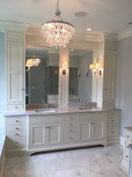 built bathroom vanity design ideas: i like this tower for storage master bath click on the image to see  bathroom vanity design ideas that can help narrow your choices for your space