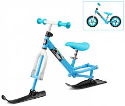 Small Rider <b>Беговел</b> Combo Racer 2 в 1 с <b>лыжами</b> и колесами ...