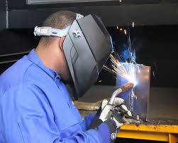 welding description of a welder