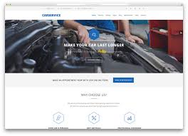 best small business wordpress themes colorlib carservice auto rent website template
