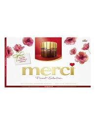 Набор шоколадных <b>конфет Merci ассорти</b> 400 гр. Merci ...