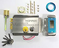 Buy CP Plus <b>Electronic</b> Door <b>Lock</b> Online at Low Prices in India ...
