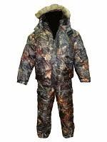 <b>Зимние костюмы охотников</b> и рыболовов