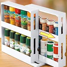 Hetesupply <b>Multi-Function</b> Rotating <b>Storage Rack</b>, Modular Rotating ...