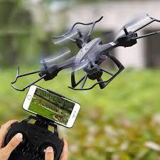 <b>Aerial</b> Photography <b>RC Drone</b> Wifi HD Camera <b>4</b>-<b>Axis</b> Gyro One Key ...