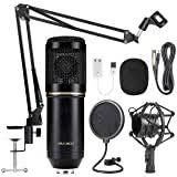 Lusenbo <b>Condenser</b> Microphone,<b>BM</b>-<b>800 Studio Professional</b> ...
