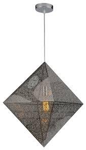 <b>5114/02 SP</b>-<b>1</b> Подвесной <b>светильник Divinare</b> Rombo купить ...