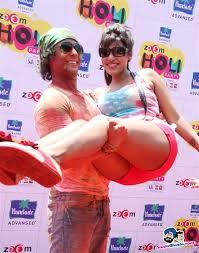 Free Download Happy Holi Images Dekh Bhai Bhen Meme Trolls HD ... via Relatably.com