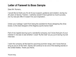 sample thank you letter to boss when leaving thank you letter 2017 thank you letter to employer