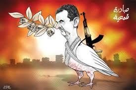 نصر الله والقرار السوري , الغابة السورية !