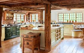 French Country Kitchen Showing Vintage Look Through French Country Kitchen Design Hort