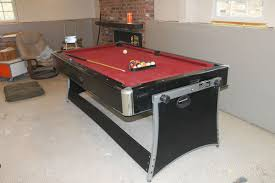 convertible pool table air   harvard pool table air hockey table  in  game combo