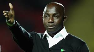Image result for samson siasia is pictures