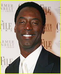 Grey's Anatomy star Isaiah Washington, aka Dr. Preston Burke, has been fired from the hit ABC medical drama, according to TV Guide's Michael Ausiello. - isaiah-washington-fired