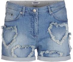 Sonia By <b>Sonia Rykiel</b> Denim Shorts in Blue - Lyst | Kotlar, Kızlar ...