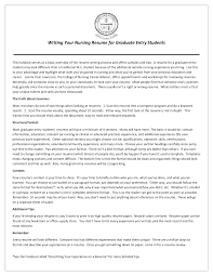 Nursing Resume Template        Free Samples  Examples  Format