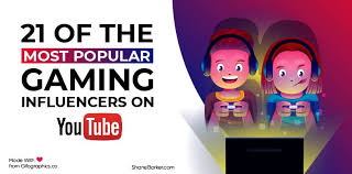 21 of the Most Popular Gaming Influencers on YouTube - Shane ...