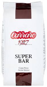 <b>Кофе</b> в зернах <b>Carraro Super</b> Bar — купить по выгодной цене на ...