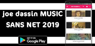 <b>JOE DASSIN</b> Music (SANS NET) - Apps on Google Play