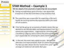 Acing the Interview 14. STAR Method ...