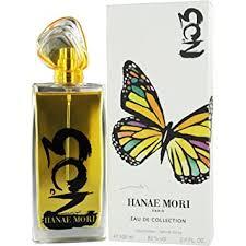 Hanae Mori Eau De Toilette Spray, Collection No.3 ... - Amazon.com