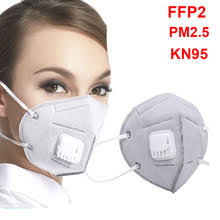 FFP2 FFP3 <b>N95 10pcs KN95</b> Anti-Fog FFP2 Dust Mask Child Adult ...
