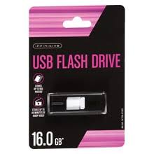 Infinitive <b>USB Flash Drive 16GB</b> | Walgreens