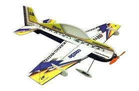 <b>Радиоуправляемый самолет Techone</b> Extra 300 EPP COMBO - TO ...