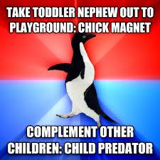 livememe.com - Socially Awesome Awkward Penguin via Relatably.com