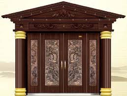 أشكال أبواب الشقق والمنازل