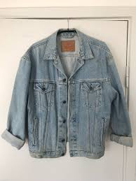 Levi's <b>Vintage Denim bomber</b> Jacket