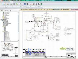 piping and instrumentation diagram design software   collaborative        piping and instrumentation diagram design software   collaborative work   electrical cad   project management elecworks